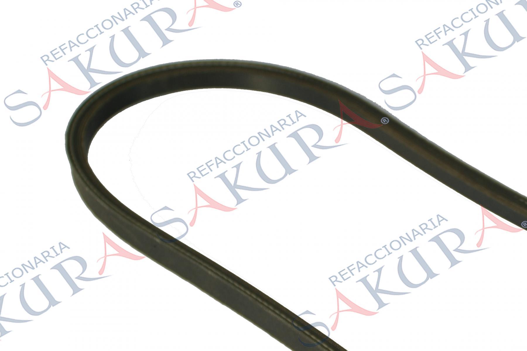 0211792023, Banda Compresor Aire Acondicionado  (Nissan)