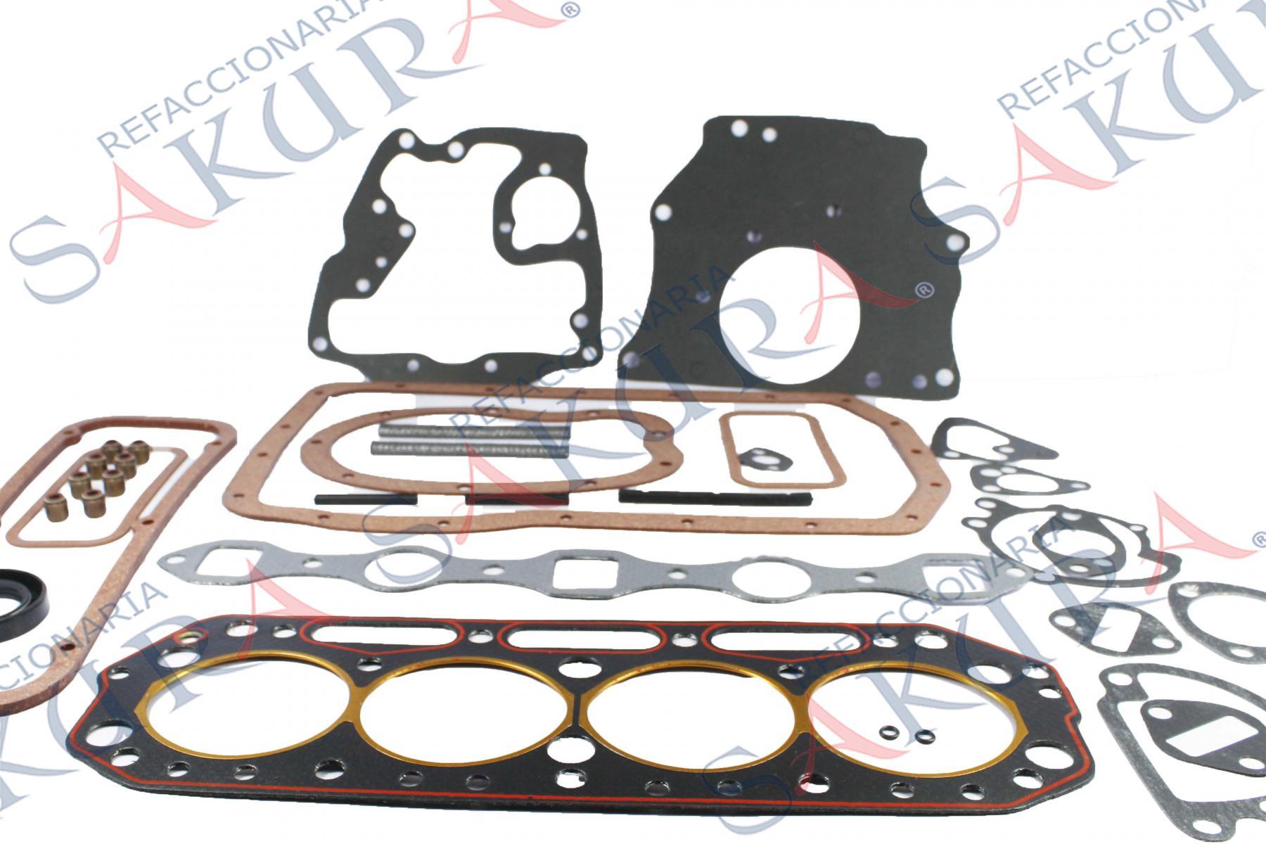 10101-24WR0, Juego De Juntas De Motor  (Nikko)