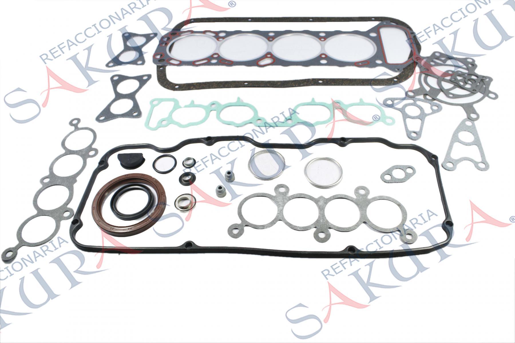 10101-40F26, Juego De Juntas De Motor  (Top Engine)