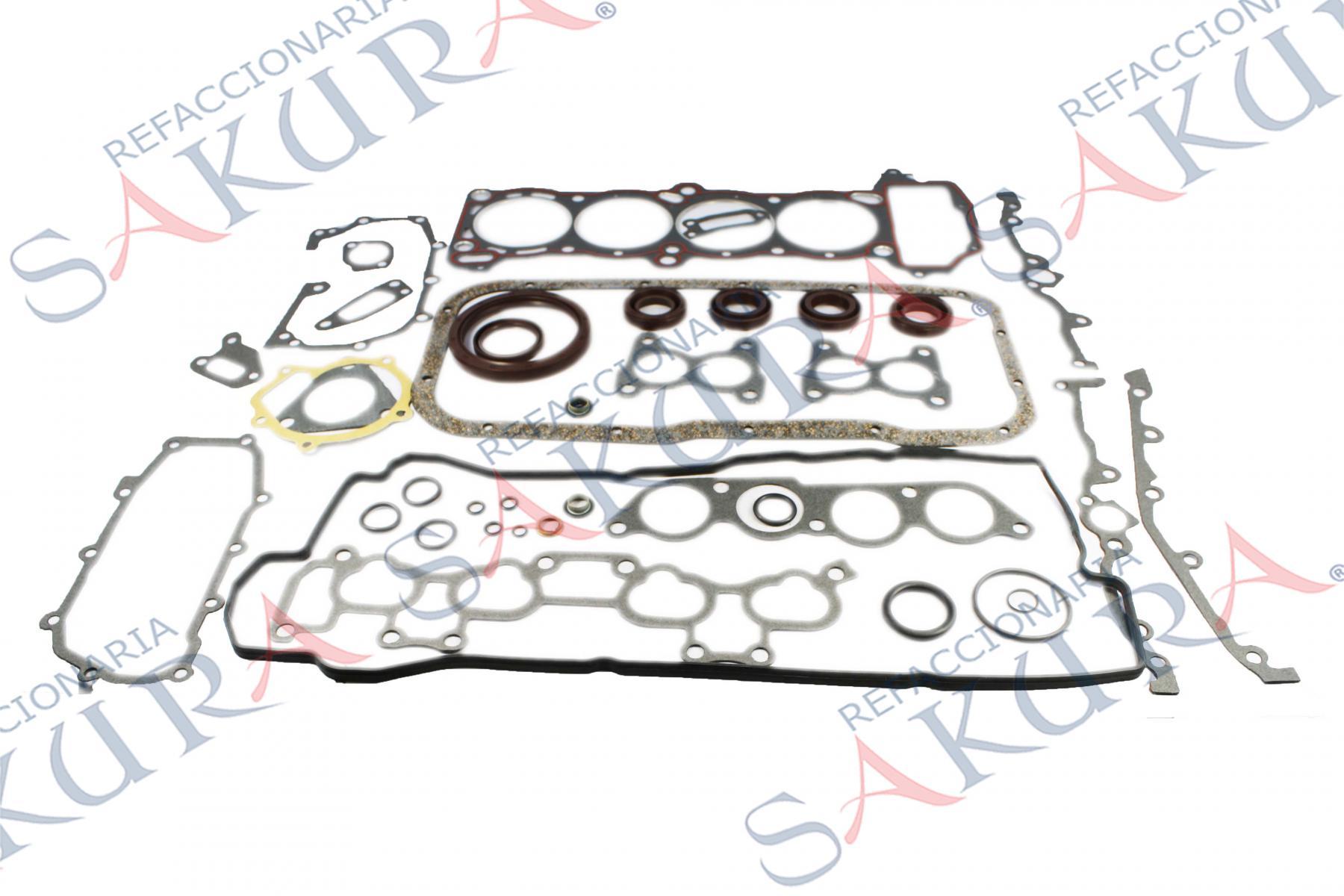10101-57Y26, Juego De Juntas De Motor  (Top Engine)