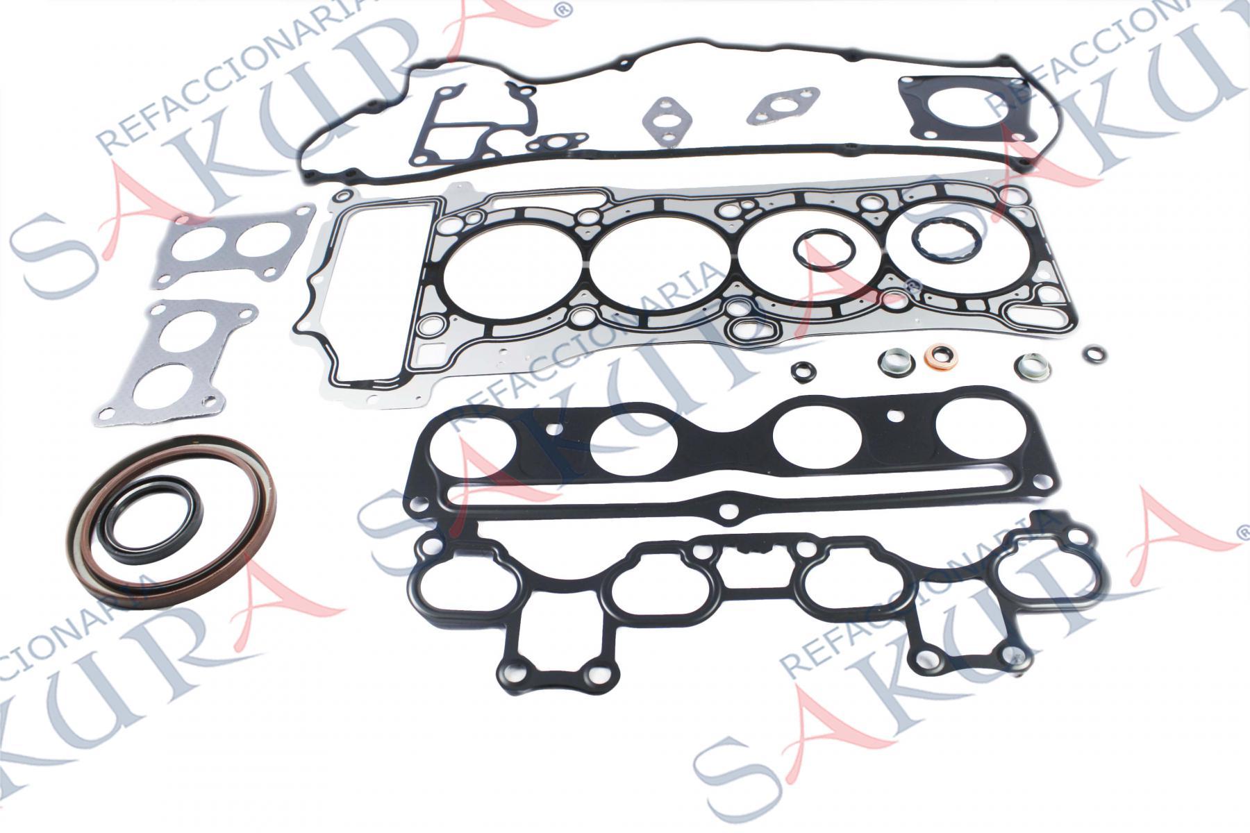 10101-5M025, Juego De Juntas De Motor  (Top Engine)