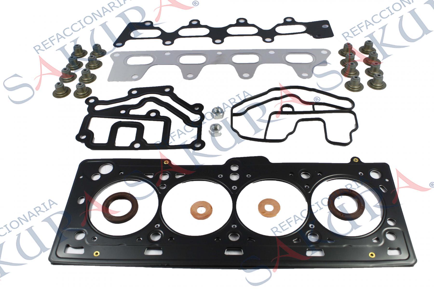 1010100QAA, Juego De Juntas De Motor  (Nissan)