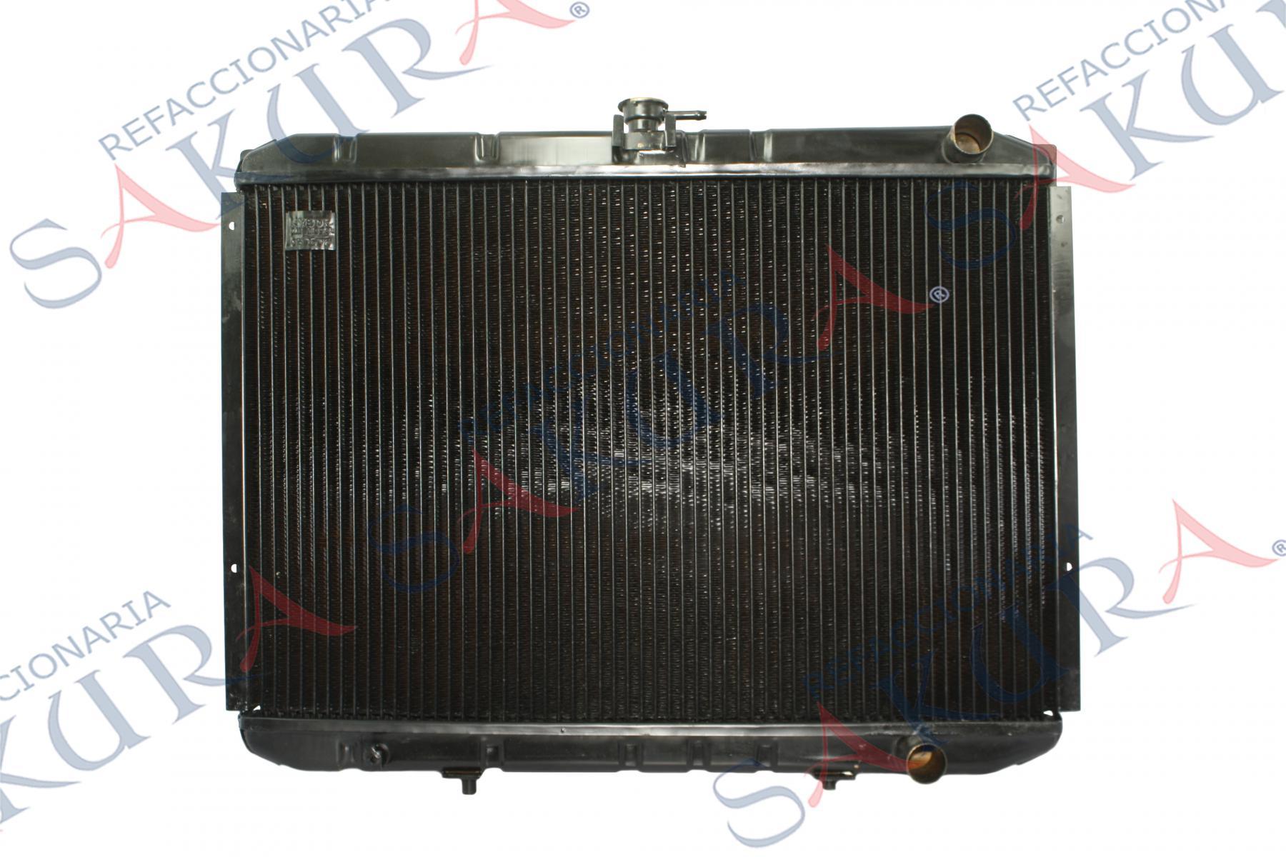 1094-2, Radiador de Motor  (Nacional)