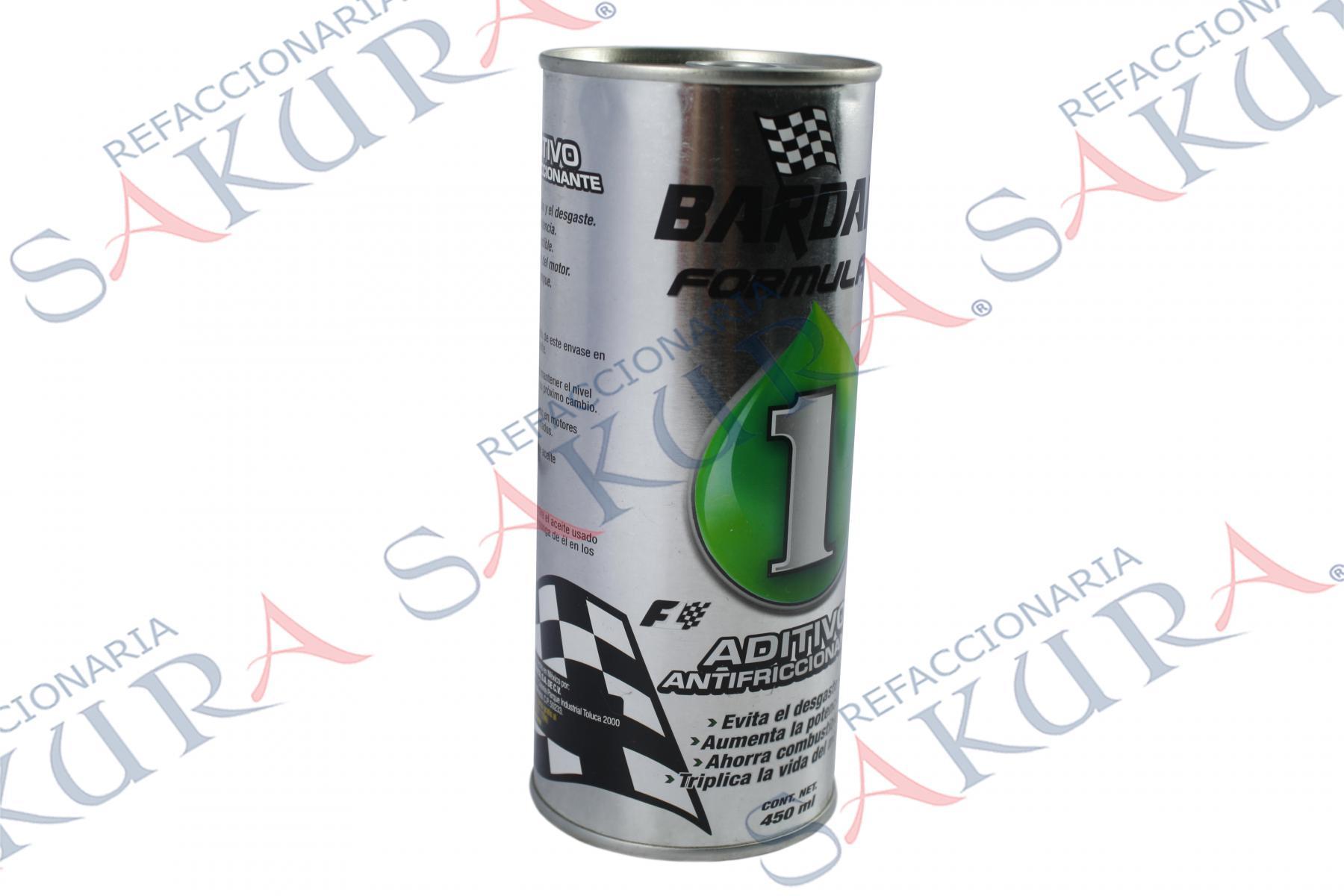 11041, Aditivo Aceite de Motor Bardahl 1 450 ml  (Bardahl)