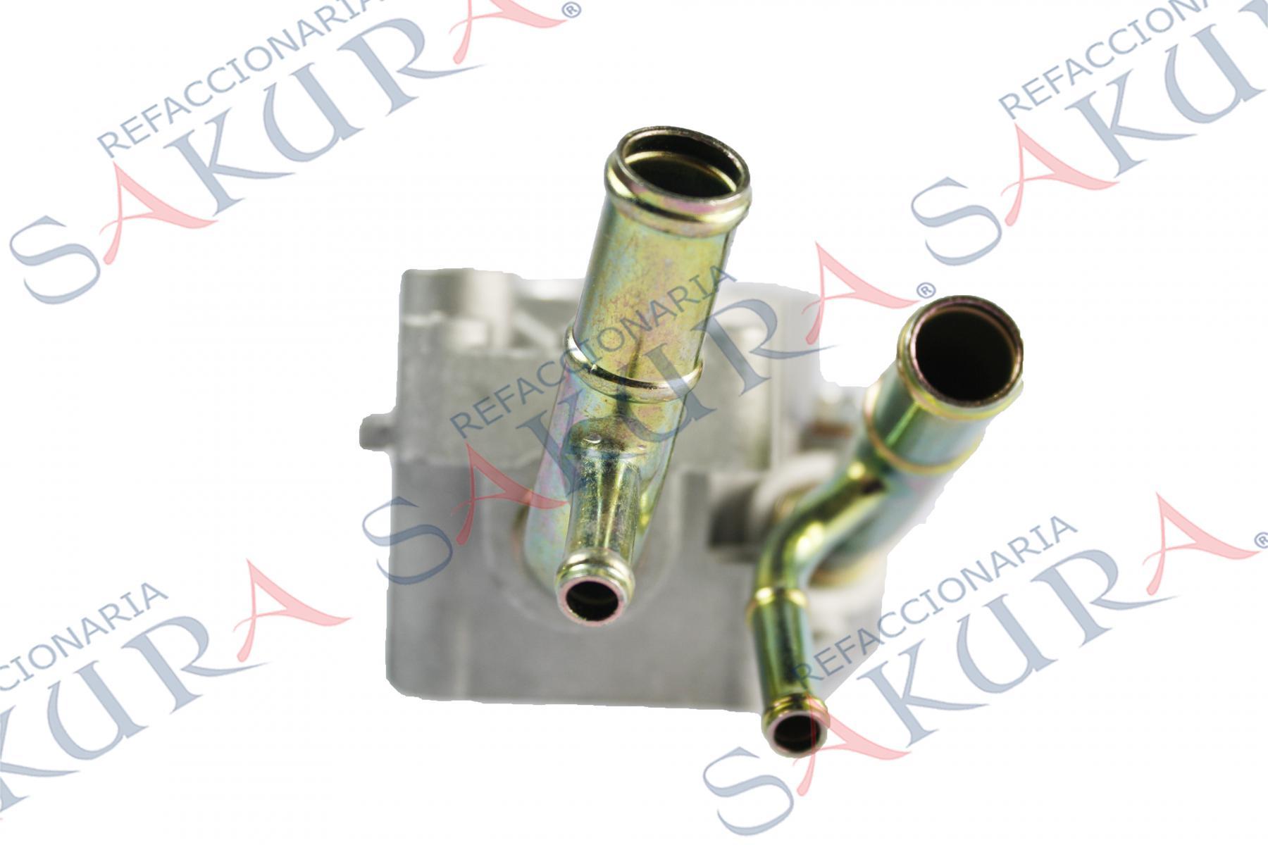 11061F460B, Caja Termostato Agua  (Nissan)