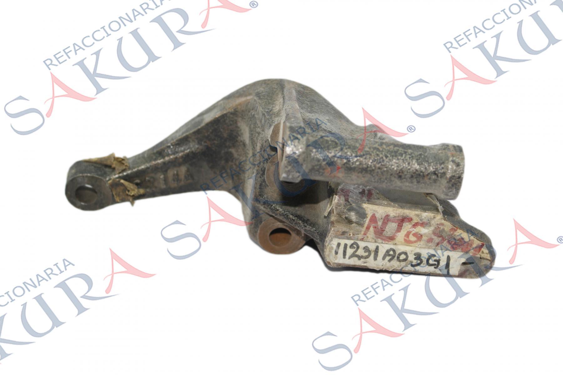 11231A03G1, Base Soporte Motor Derecho (Nissan)