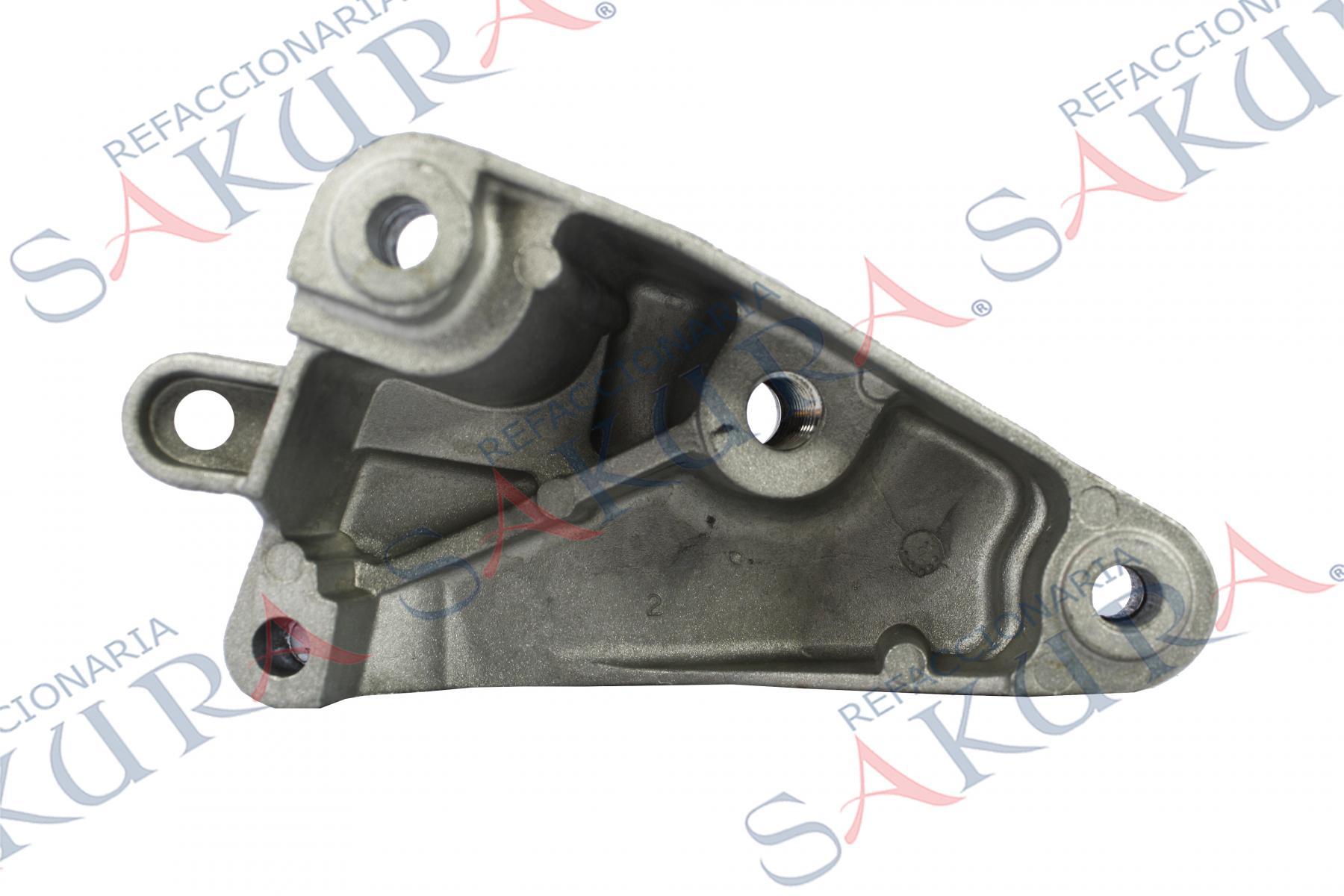 11253EL00A, Base Soporte Caja Velocidades Inferior-Izquierdo (Nissan)