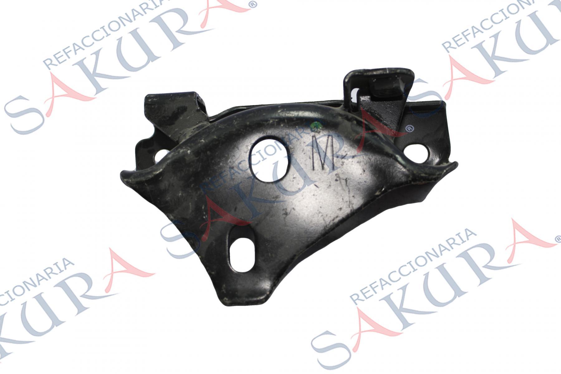 11253F4101, Base Soporte Motor Inferior Trasero (Nissan)
