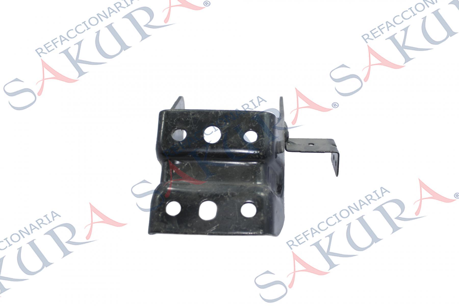112744L801, Base Soporte Motor Delantero (Nissan)