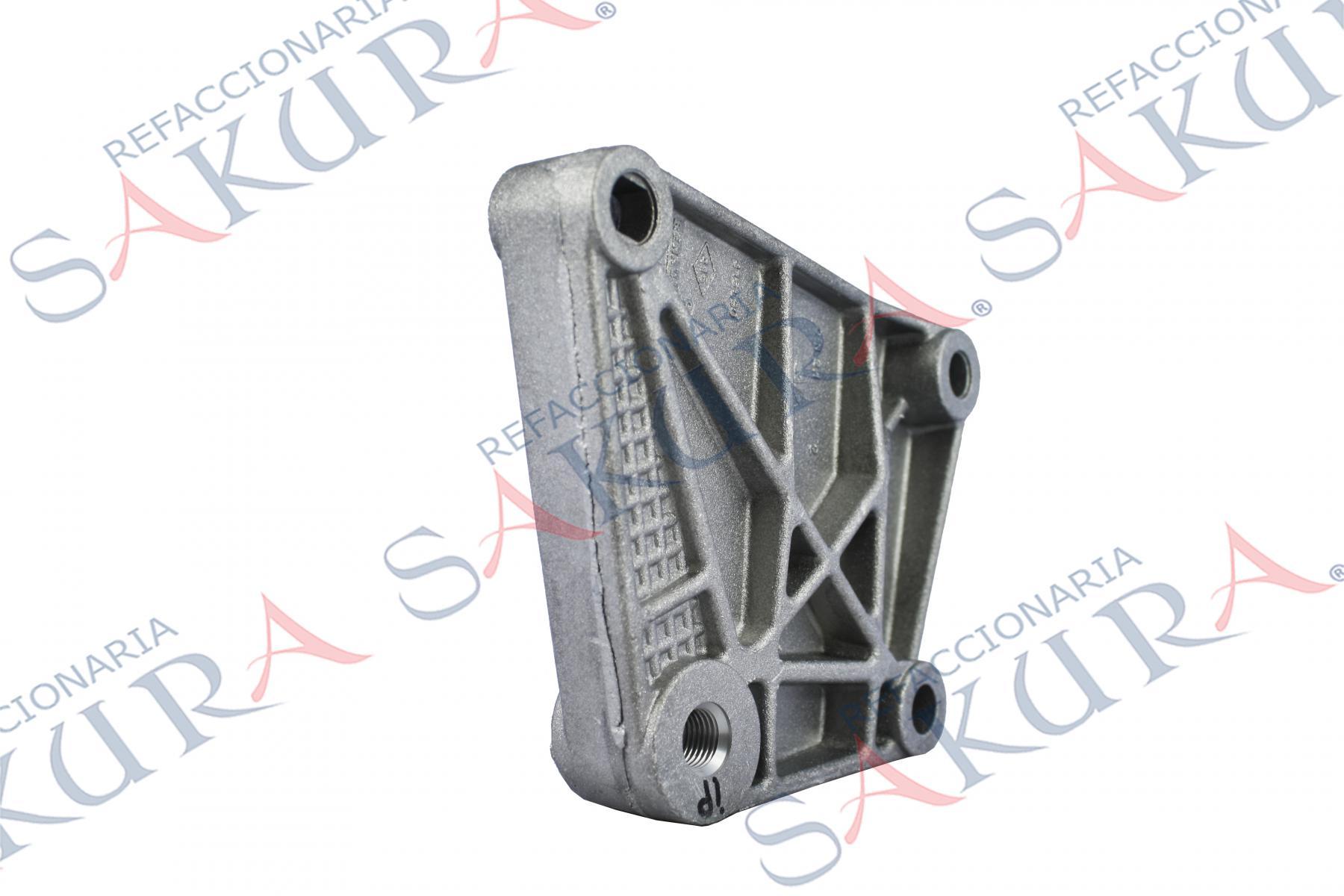 1131200QAB, Base Soporte Caja Velocidades Inferior-Izquierdo (Nissan)