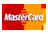 Aceptamos pagos a traves de tarjetas tipo MASTERCARD