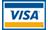 Aceptamos pagos a traves de tarjetas tipo VISA